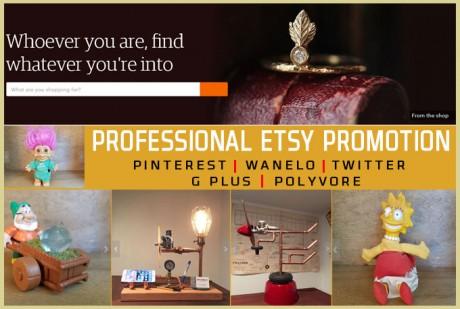 Etsy Promotion